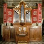 Dettaglio organo Chiesa Santa Maria Assunta di Smarano