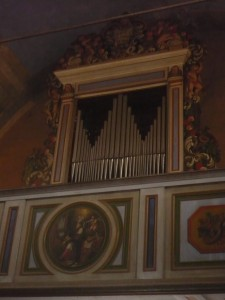 Anteprima dettagli Organo Domenico Pucci di Lucca