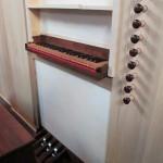 Dettagli Organo Michelangelo Crudeli 1795 Lucca